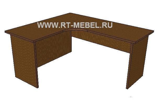 СУЛ3-1614 (Стол угловой левый 1600х1400х750)