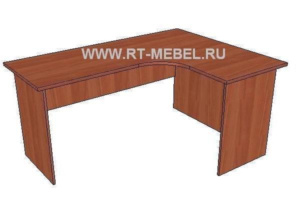 СУП2-1612 (Стол угловой правый 1600х1200х750)