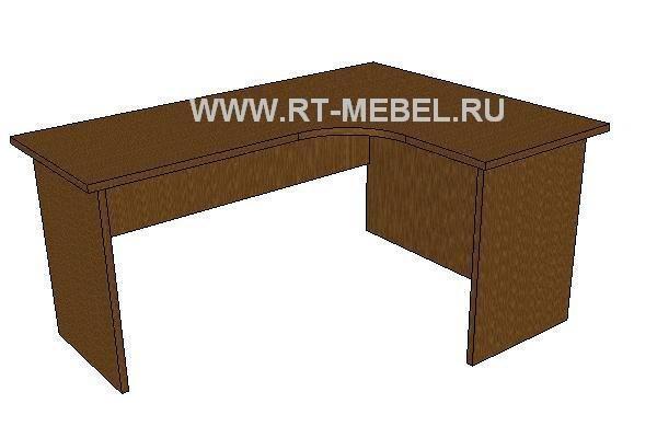 СУП3-1612 (Стол угловой правый 1600х1200х750)