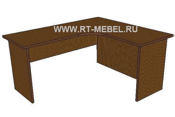 СУП3-1614 (Стол угловой правый 1600х1400х750)