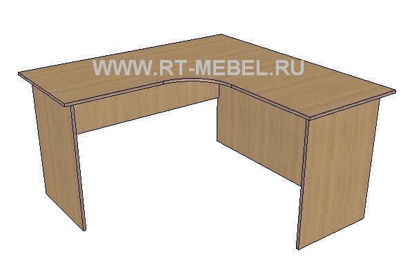 СУП1-14 (Стол угловой правый 1400х1400х750)