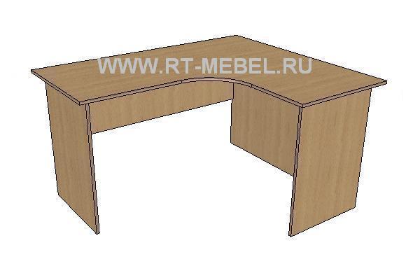 СУП1-1412 (Стол угловой правый 1400х1200х750)