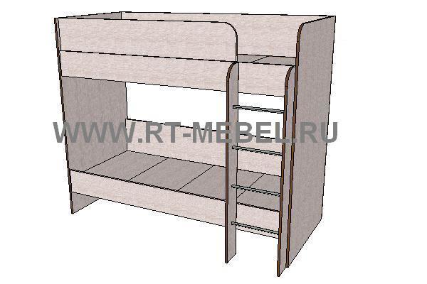 Кровать 1 (1942х870х1650)